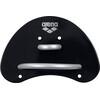 arena Elite Finger Paddle black-silver